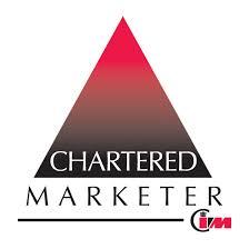 Chartered Marketer logo